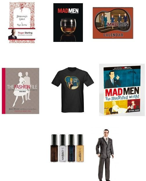 Buzz Gift Guide: Mad Men Memorabilia