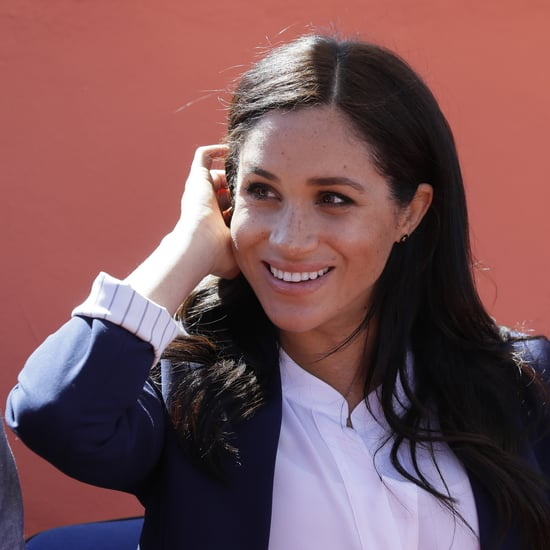 Meghan Markle's Request For British Vogue Photo Shoots