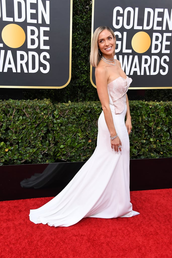 Kristin Cavallari at the 2020 Golden Globes