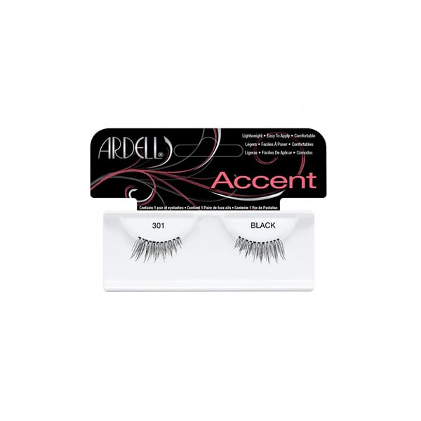Ardell Fashion Lashes Accents 201 Black