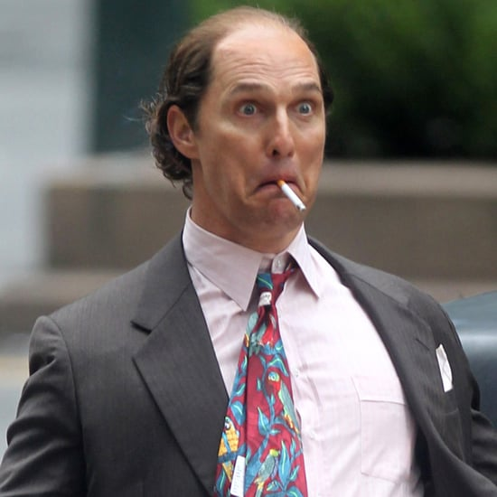 Matthew McConaughey on the Set of Gold | Pictures