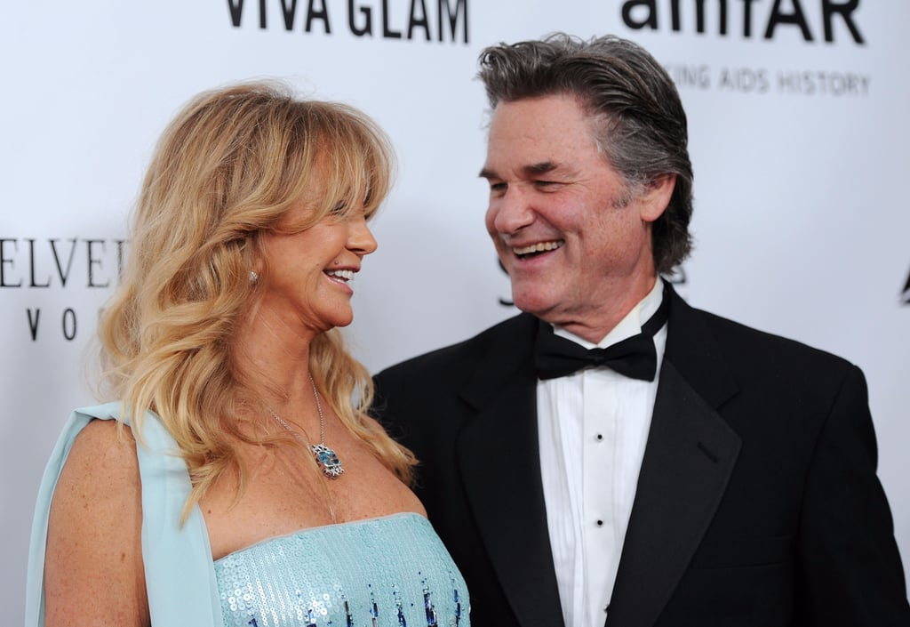 Goldie Hawn and Kurt Russell Relationship Details