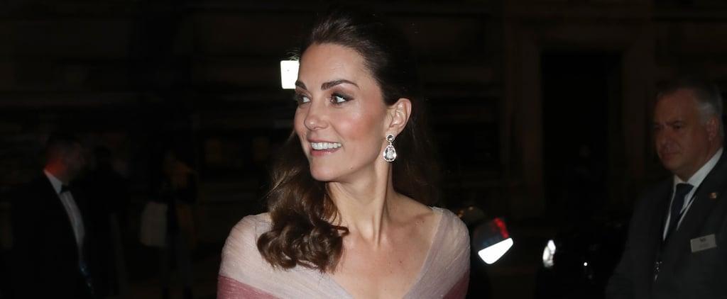 Kate Middleton at 100 Women in Finance Gala 2019