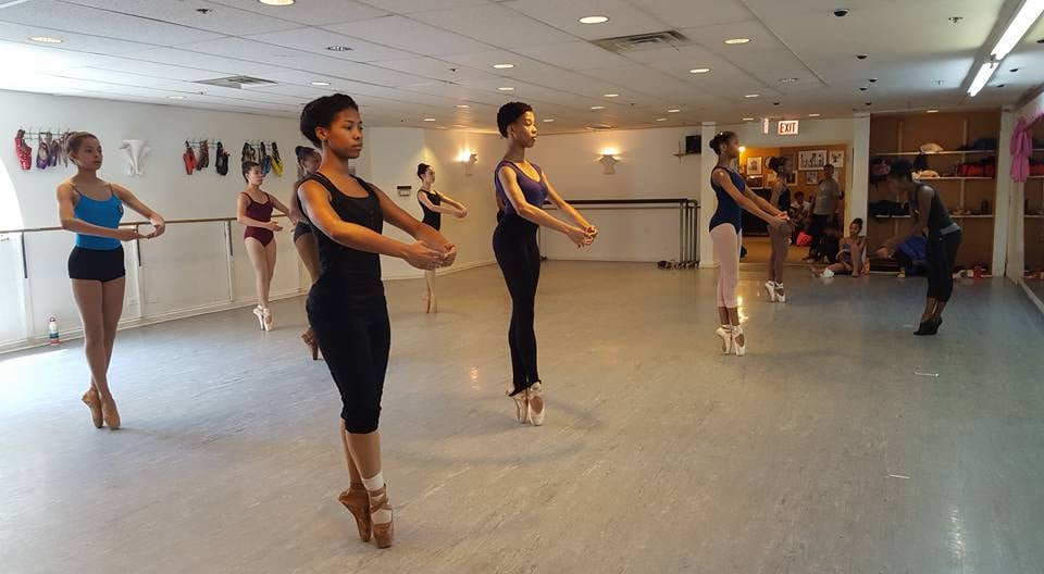 A Chicago Studio Gave Classic Ballet a New Twist