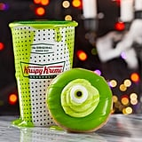 Krispy Kreme's Slimon, the Slime Monster Halloween Doughnut