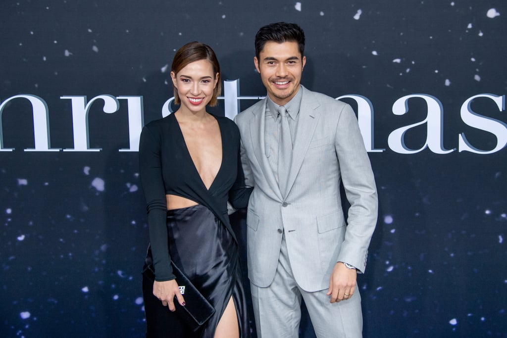 Henry Golding and Liv Lo have quickly become one of our favorite Hollywood couples! Over the past few years, Henry has transitioned from British TV host to  full-fledged leading man, thanks to roles in Crazy Rich Asians, A Simple Favor, and the upcoming Snake Eyes. With these big projects has come more and more attention on him and his wife, Liv, who is a TV presenter with her own wellness website called Fit Sphere. In March, the couple welcomed their first child together. Somehow, the duo seem to effortlessly shift between looking incredibly glam and elegant on major red carpets to being sweet and goofy all over their respective Instagrams. Ahead, you can see some of their cutest moments!