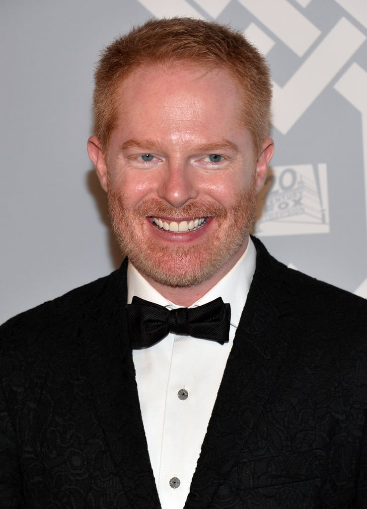 Jesse Tyler Ferguson attended an Emmys afterparty.