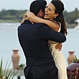 Andi Dorfman and Josh Murray: Then