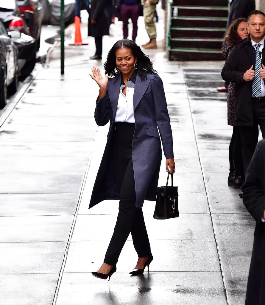 Michelle Obama Post White House Style Popsugar Fashion