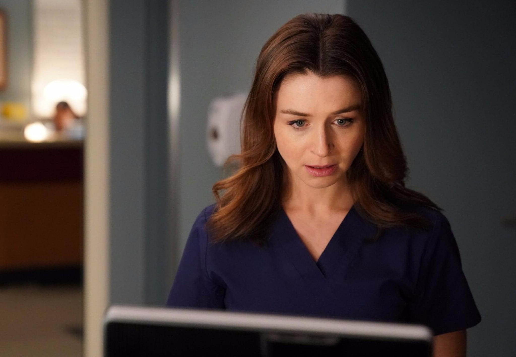 Will Amelia Die on Grey\'s Anatomy? | POPSUGAR Entertainment