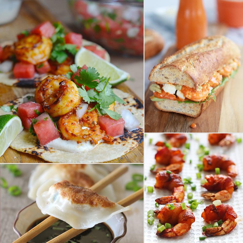 Kid-Friendly Shrimp Recipes