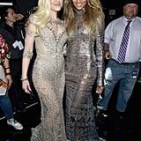 Gwen Stefani's Sheer Dress at Billboard Music Awards 2016