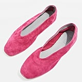 Kick Soft Leather Ballet Shoes