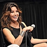 Gina Gershon had a laugh at the Killer Joe screening in NYC.