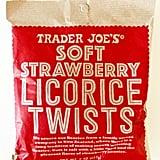 Soft Strawberry Licorice Twists ($2)