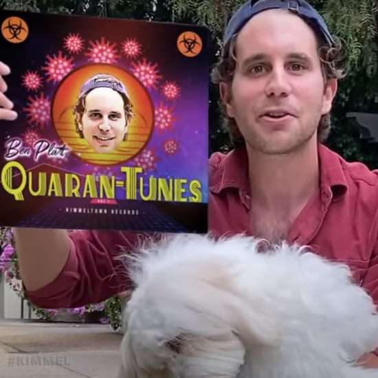 Ben Platt Spoofs Quaran-Tunes Album Commercial | Video