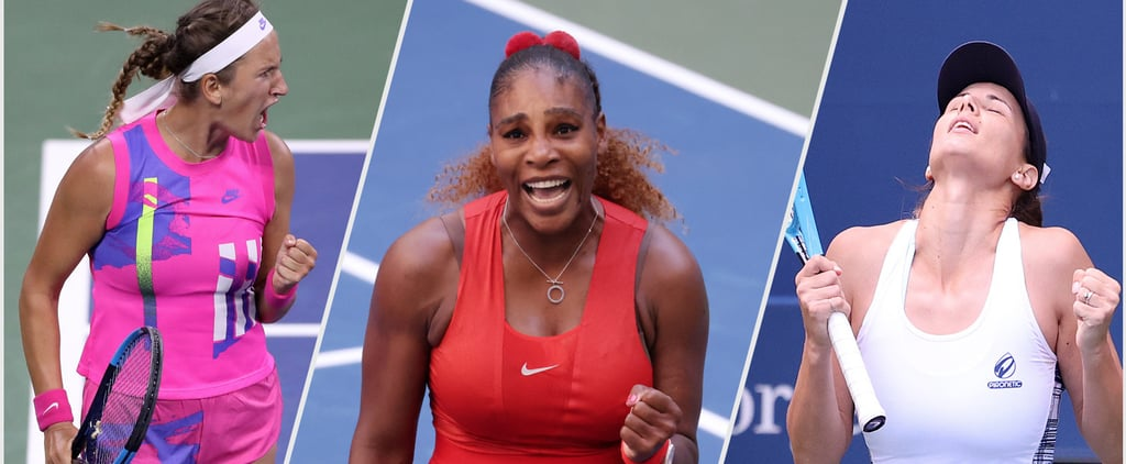 History Made: Three Moms Advance to US Open Quarterfinals