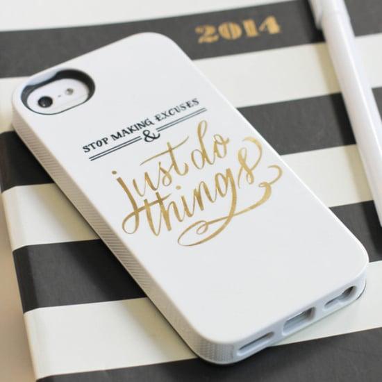Quote iPhone 5 Cases