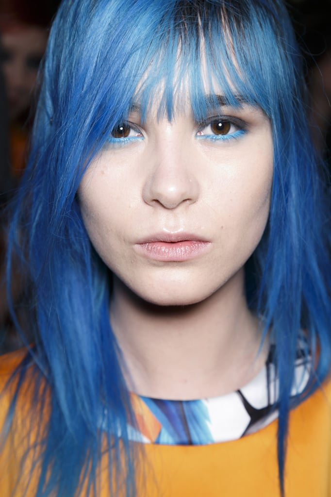 is hair in style for fall 2014 fashion week fall 2014 hair and makeup trends 4651