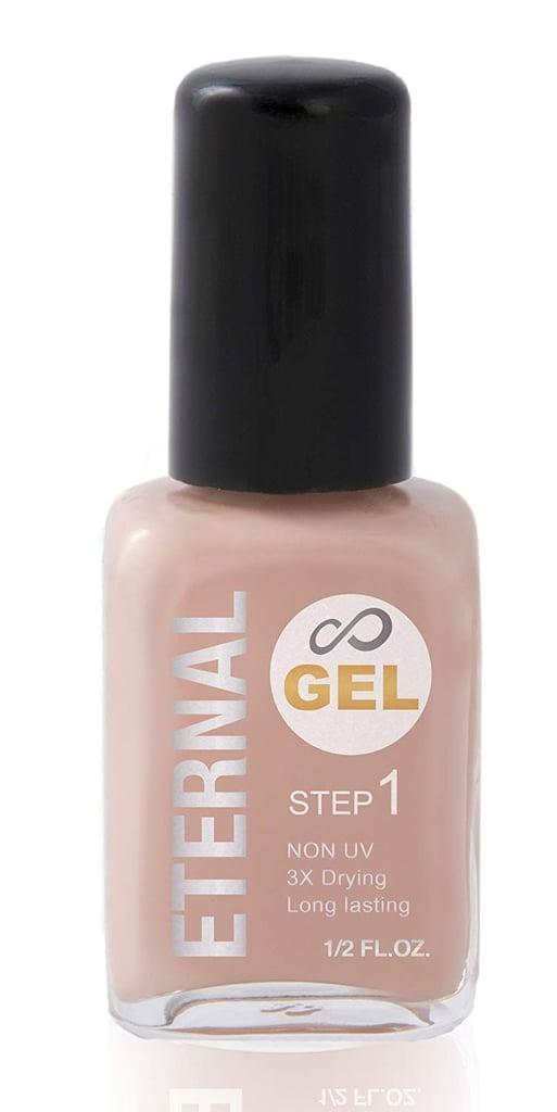Eternal Nail Polish Long Wearing Fast Drying Enamel in Nude