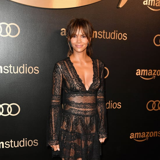Halle Berry's Ab Routine