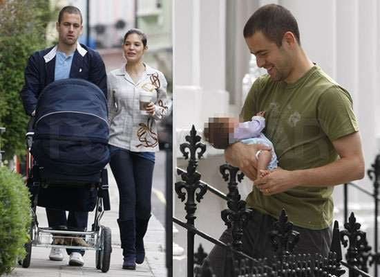 Photos of Carly Zucker and Joe Cole With First Pictures of Baby Ruby Tatiana Cole