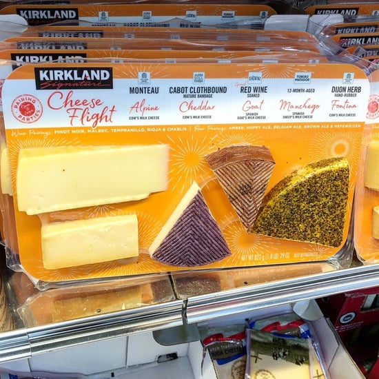 Costco Two-Pound Cheese Flight