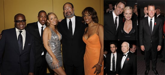 Mariah Carey and Nick Cannon At Time 100 Most Influential Party