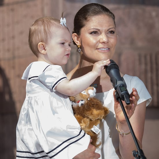 Princess Estelle on Swedish National Day