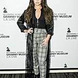 September at the GRAMMY Museum in Los Angeles
