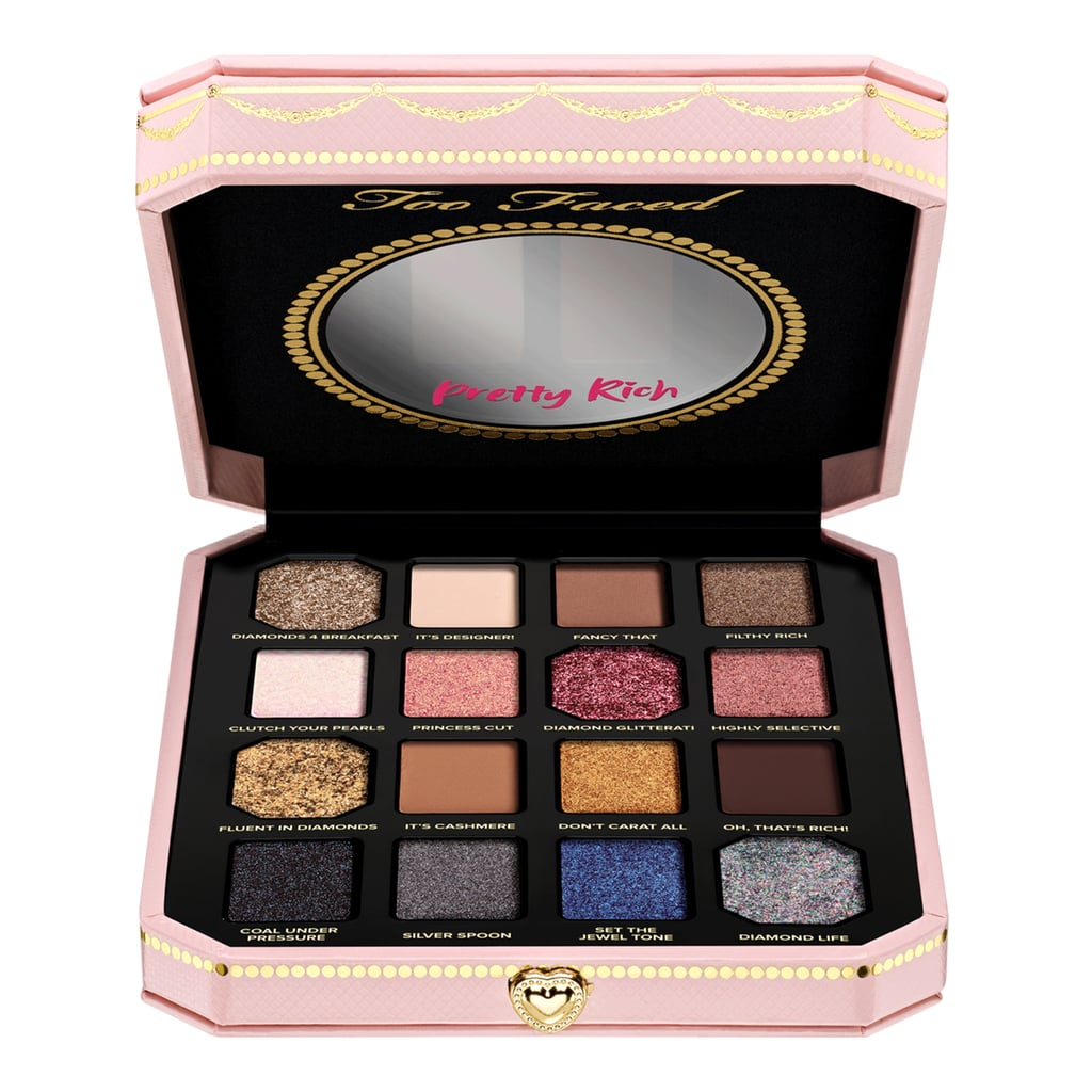Too Faced's Glitter-Packed Palette Will Make Your Eyes Shine Like Diamonds