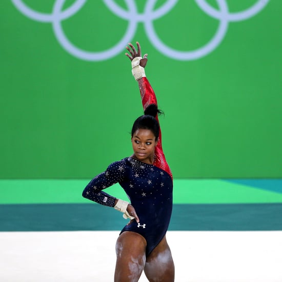 Gabby Douglas Gymnastics Interview