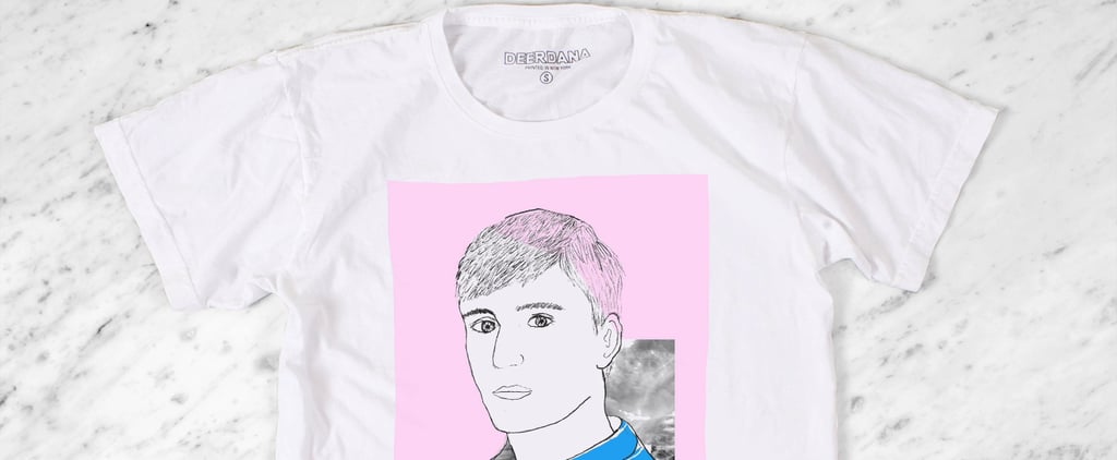 This NYC Brand's Amazing Celeb Illustrated T-Shirts Will Make You Its Biggest Fan