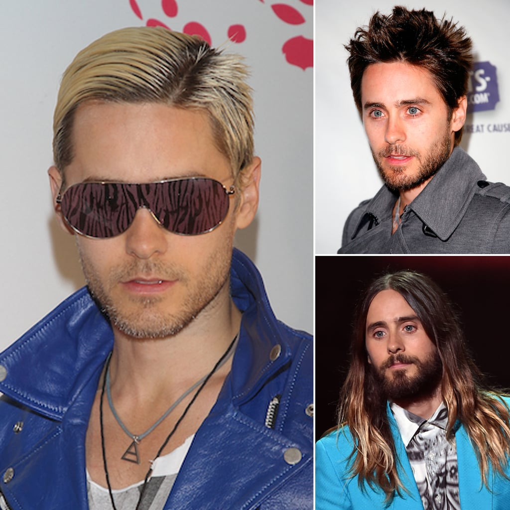 Does Jared Look Better With Blond Brunet Or Ombr Tresses