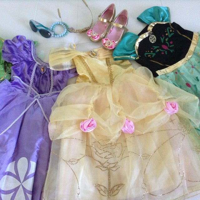 Bring Your Princess Dresses