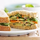 Spicy Thai Veggie Sandwich