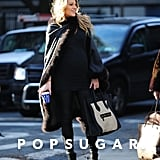 Blake Lively Pregnant Walking Through NYC   Pictures