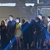 Kristen Stewart and Robert Pattinson at Madrid Afterparty