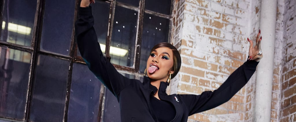 Cardi B Announces Partnership With Reebok 2018