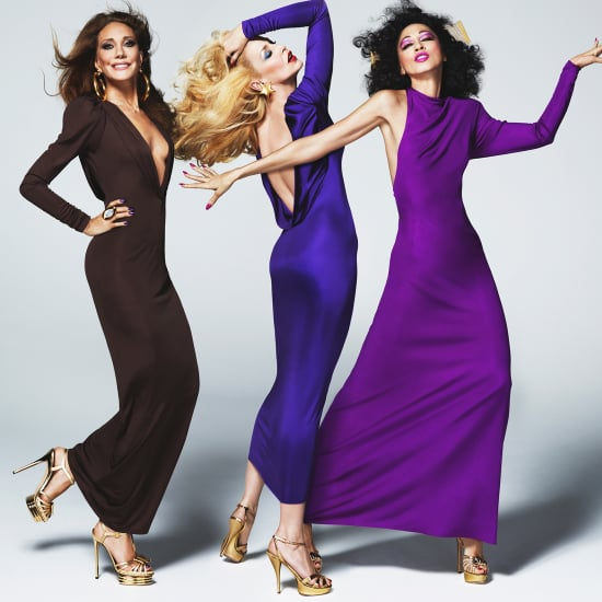 MAC Brings Jerry Hall's Fashionable Beauty to Life This Fall