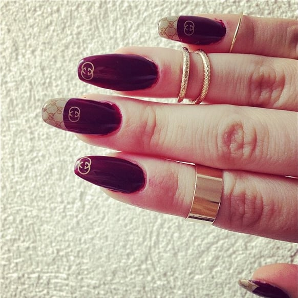 12 Luxury Fashion Designer Inspired Nail Art Looks To Diy