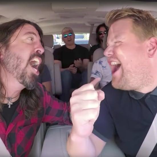 Foo Fighters Carpool Karaoke Video