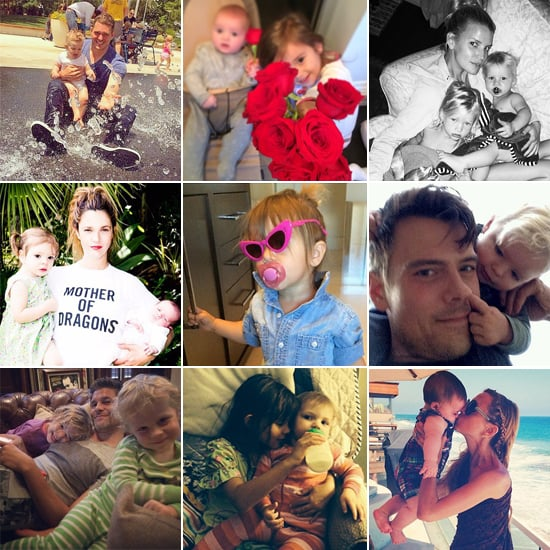 Celebrity Family Pictures 2014