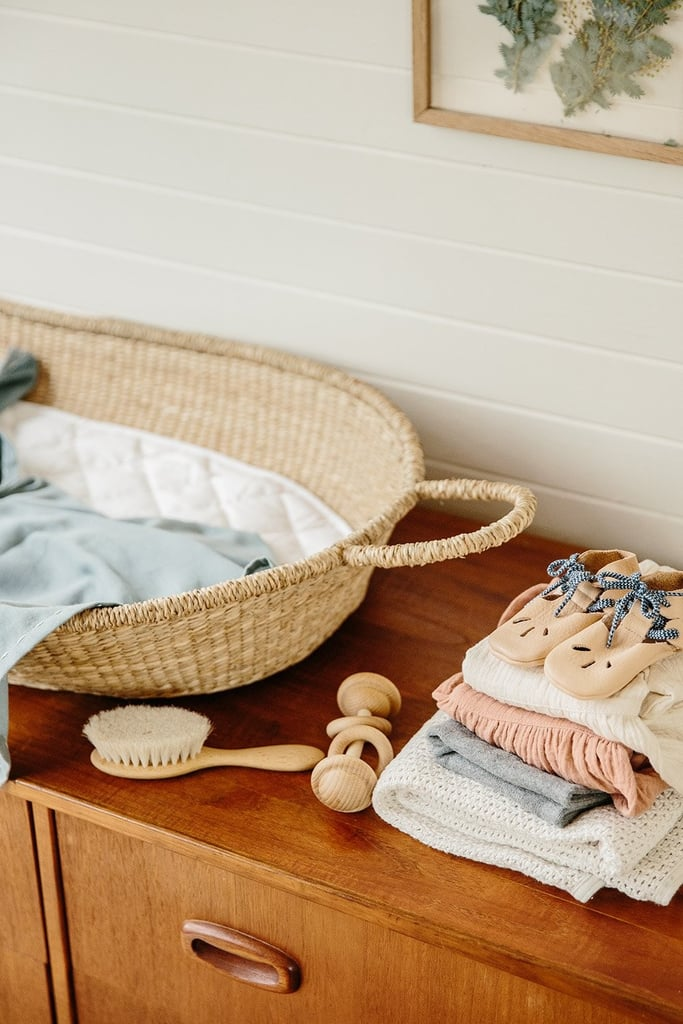 Joanna Gaines's Changing Table