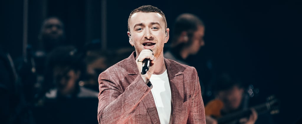 "Sam Smith Sings ""What the World Needs Now Is Love"" 
