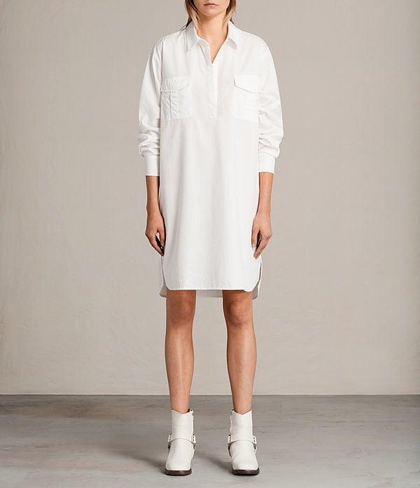 AllSaints Lamont Shirt Dress