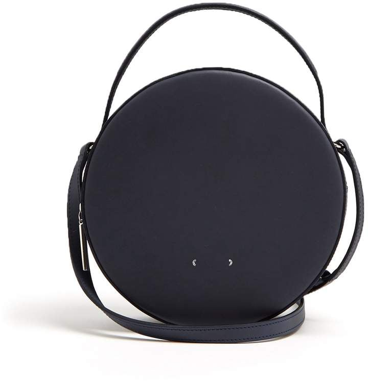 PB AB38 Leather Crossbody Bag