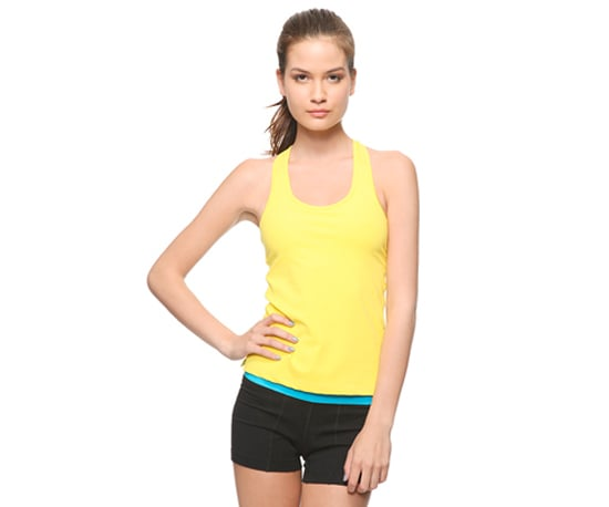 Forever 21 Racerback Athletic Top