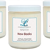 At the Library Scented Candle Set