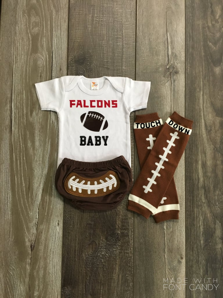 Falcons Baby Oneise
